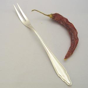 1 Fleischgabel von Argenta