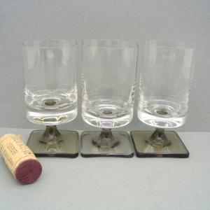3 Südwein-Gläser von Rosenthal