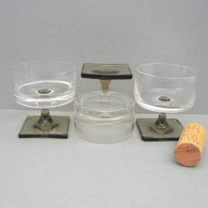 3 Likörschalen von Rosenthal