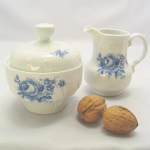 1 Milch / Zucker-Set von Mitterteich