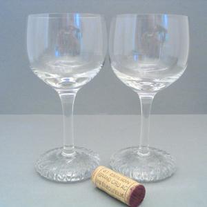 2 Rotwein-Gläser von Rosenthal