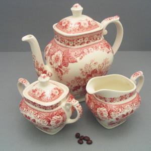 1 Kaffeekern 3tlg. von Petrus Regout
