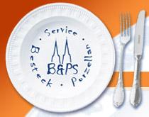 Logo Besteck & Porzellan Service
